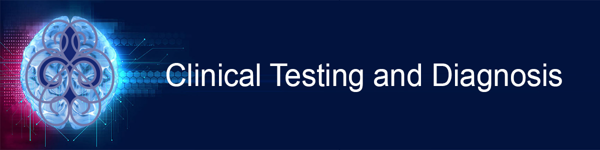 clinical testing and diagnosis